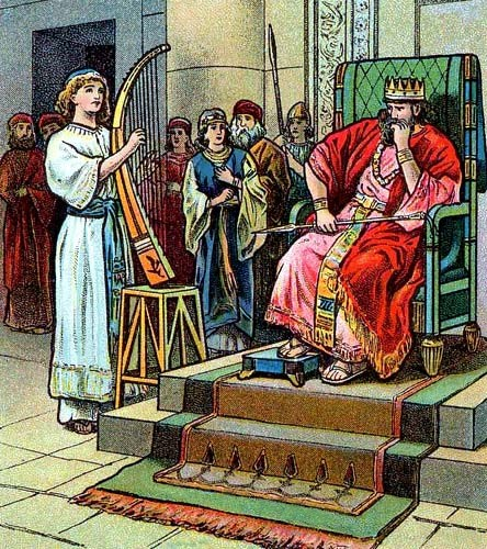 File:David Plays the Harp For King Saul 003.jpg