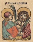 Saint John and Saint Paul - Nuremberg chronicles f 132v 3.jpg