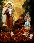 Jesus, Our Lady of Mount Carmel, and Holy Souls in Purgatory 001.jpg