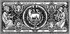 The Lamb of God, King David, the 4 Evangelist's Symbols and an Angel 001.jpg