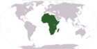 Location of the Continent of Africa.png