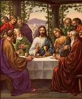 Jesus and His Apostles in the Upper Room.jpg